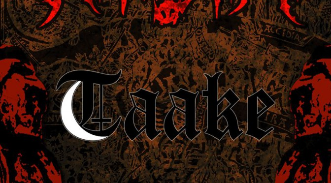 Taake @ Throne Fest (BE)