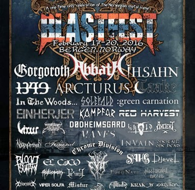 Vulture Industries @ Blastfest (NO)