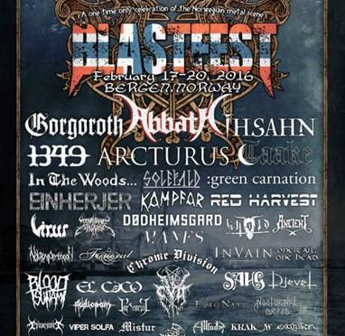 Vulture Industries @ Blastfest (NO)